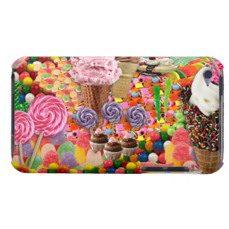 Candy Collage iPod Barely There Cover Barely There iPod Cover