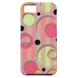 Candy Color Circles iPhone 5 Case