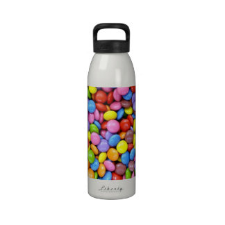 Candy: Colorful Confectionery Drinking Bottles