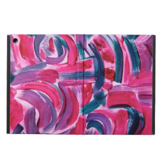 Candy Colors - Abstract Art Handpainted iPad Air Case