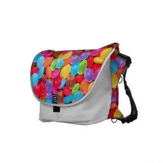 CANDY COLORS COURIER BAG