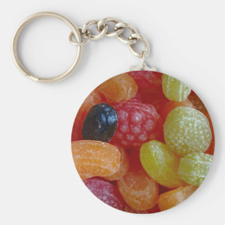 CANDY COLORS KEYCHAIN
