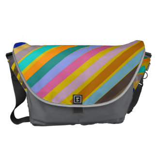Candy Colors Messenger Bag