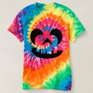 Candy Colors Pumpkin Jack O Lantern Halloween T-shirt