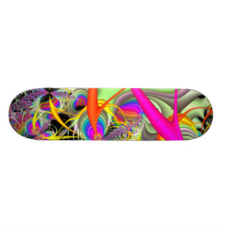 Candy Colors Skateboard Deck