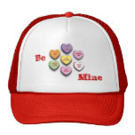 Candy Conversation Hearts Gifts and Apparel Hat