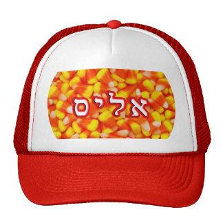 Candy Corn Alice, Alyce Trucker Hat