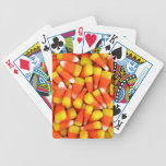 CANDY CORN BICYCLE CARD DECKS