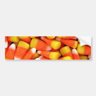 Candy Corn Bumper Sticker