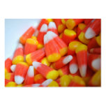 Candy Corn Business Cards