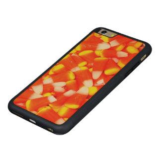 Candy Corn Carved Maple iPhone 6 Plus Bumper Case