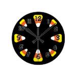 Candy Corn Clock