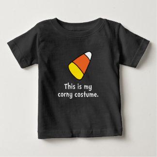 Candy Corn Corny Costume Baby T-Shirt