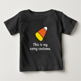 Candy Corn Corny Costume Shirt