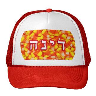 Candy Corn Dena, Dina, Dinah Trucker Hat