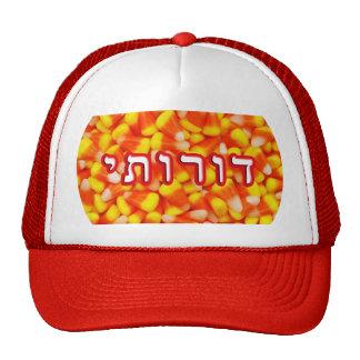 Candy Corn Dorothy Trucker Hat