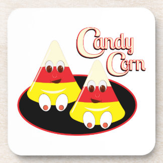 Candy Corn Drink Coasters