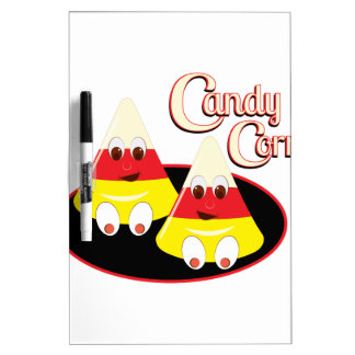 Candy Corn Dry-Erase Whiteboard
