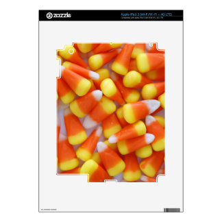 Candy Corn Galore Skins For iPad 3