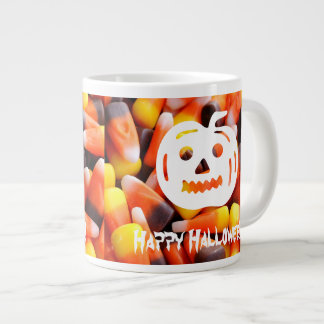 Candy Corn Giant Coffee Mug