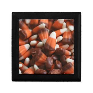 Candy Corn Gift Box