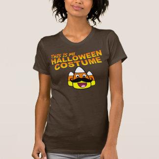 Candy Corn Halloween Costume T-Shirt