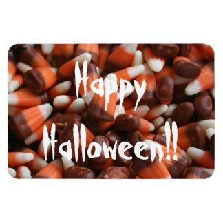 Candy Corn Halloween Premium Flexi Magnet