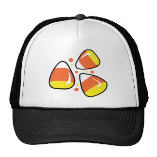 Candy Corn Trucker Hat