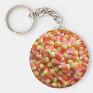 Candy Corn Keychain