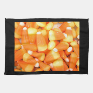 Candy Corn Kitchen Towels
