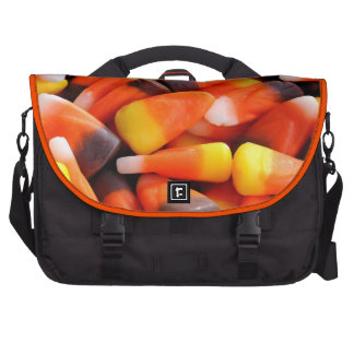 Candy Corn Laptop Bags