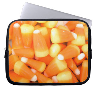 Candy Corn Laptop Sleeve
