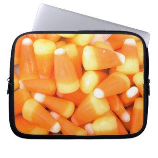 Candy Corn Laptop Sleeve