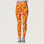 "Candy Corn Leggings<br><div class=""desc"">Delicious looking leggings.  Keep the holiday spirit alive year round.  Sure to make someone hungry in the process.</div>"