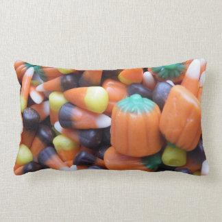 Candy Corn Lumbar Pillow