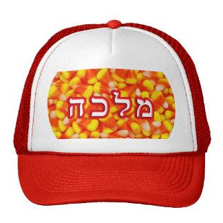 Candy Corn Malka Trucker Hat