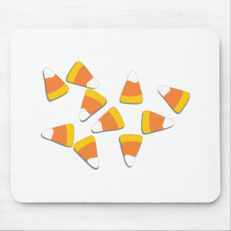 Candy Corn Mouse Pad
