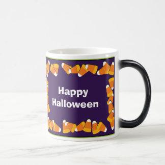 Candy Corn Coffee Mugs