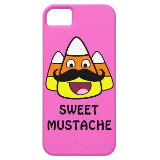 Candy Corn Mustache iPhone SE/5/5s Case
