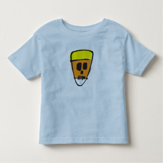Candy Corn of Doom for Toddler T Shirts