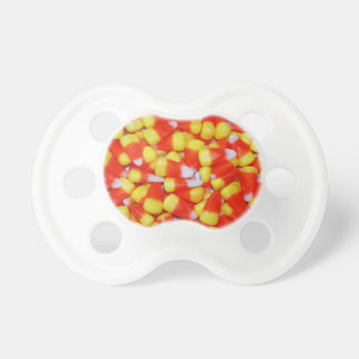 Candy Corn Pacifier