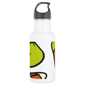 Candy Corn 18oz Water Bottle