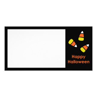 Candy Corn Picture Card