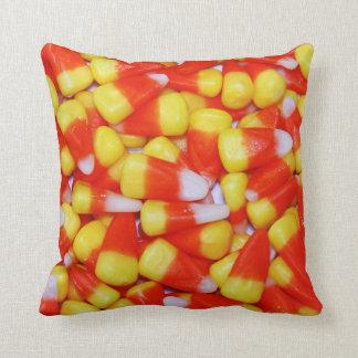 Candy Corn Pillow