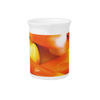 Candy Corn Drink Pitchers