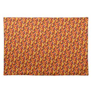 Candy Corn Place Mat