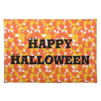 Candy Corn Placemats