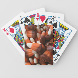 Candy Corn Playing Cards