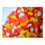 Candy Corn Post Card