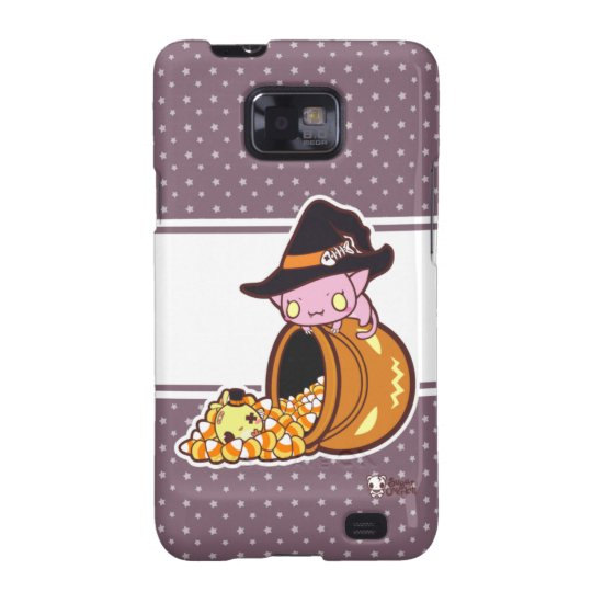 Candy Corn Pot Galaxy SII Case
